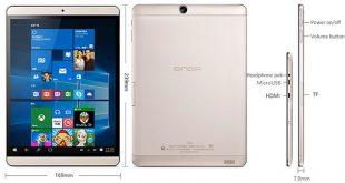review tablette: Onda V919 Air dual OS
