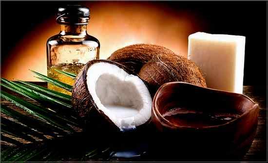 huile de coco bienfait
