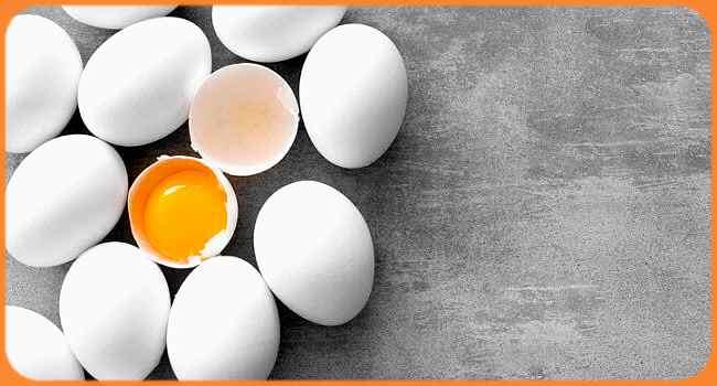 Avantage d'œufs pour les cheveux - Cheveux abimés et cassants: 9 masques capillaires naturels
