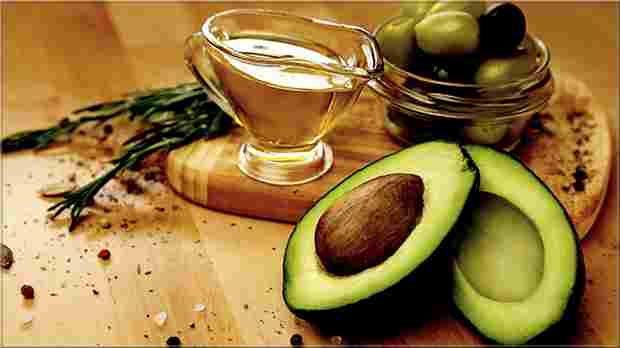 Liste des bienfaits de l'huile végétale d'avocat bio pour les cheveux et la peau: